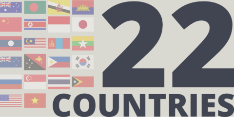 22 countries