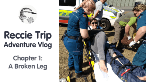 Recce Trip Adventure Vlog #1