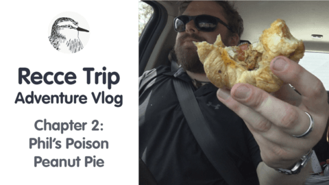 Recce Trip Adventure Vlog #2