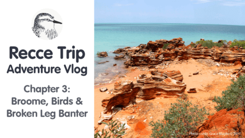 Recce Trip Adventure Vlog #3