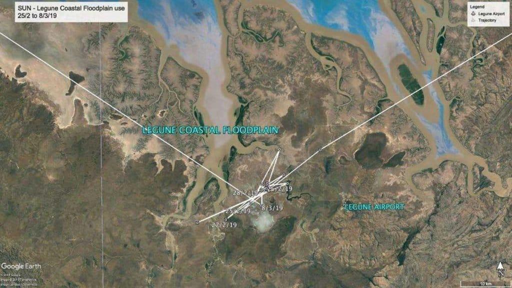 SUN - Legune Coastal Floodplain