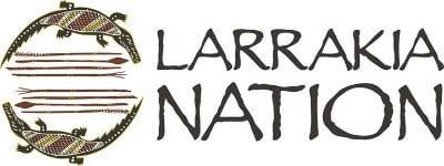 Larrakia Nation logo