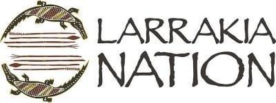 Larrakia Nation logo